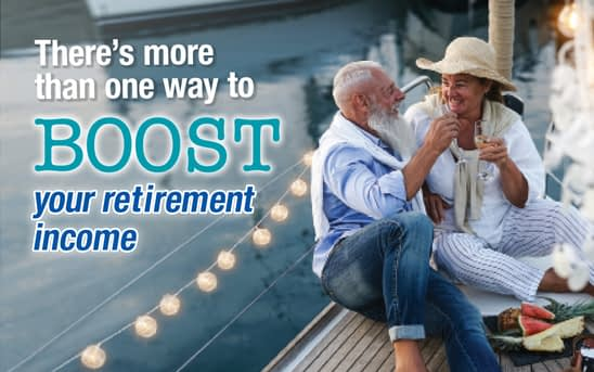 How to Boost Your Retirement Income